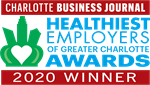 Salisbury receives Charlotte Business Journal Healthiest Employer honor