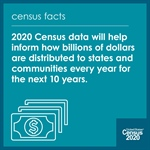 2020 Census Extended - Be Counted!