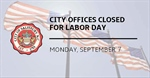 City of Salisbury provides its 2020 Labor Day operation schedule