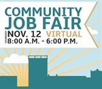 Job seekers invited to virtual job fair Thursday, Nov. 12