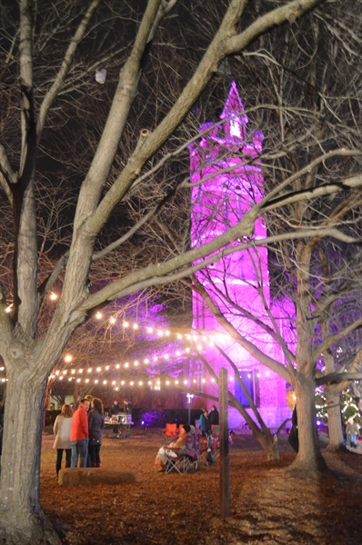 New Years Eve at the Bell Tower