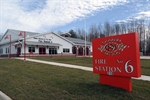 New Fire Station Dedication & Memorial For Monroe, Isler