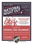 Salisbury Police hosts early National Night Out Community Block Party