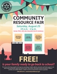 Community Action Teams host Community Resource Fair for parents, students