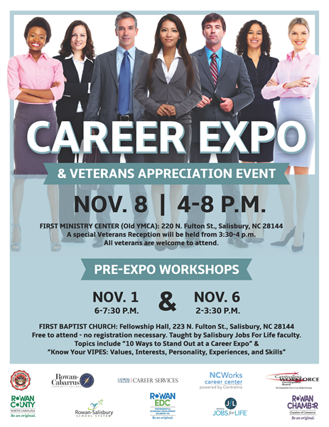 Pre-Career Expo Workshops