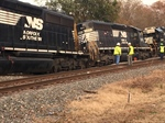 Update: Emergency Crews Respond to Train Derailment