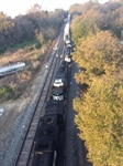Update to train derailment