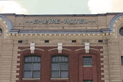 Empire Hotel redevelopment project proposal advances following reach of key milestones