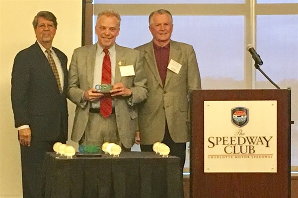 Salisbury City Manager receives Prosser Excellence in Government Leadership Award