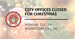 City of Salisbury provides operation schedule for the 2018 holiday season