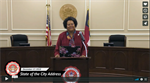 Mayor Al Heggins Gives State Of The City Address