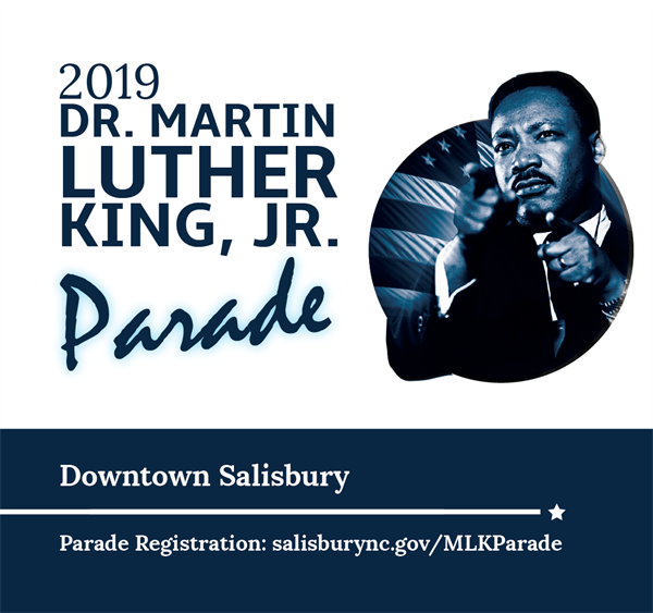 2019 MLK Holiday Parade