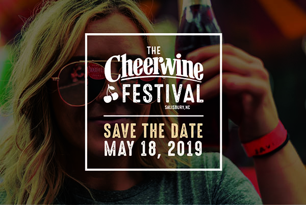Salisbury's Cheerwine Festival to return for a third 'cheerful' year