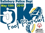 Foot Pursuit 5K Returns for 2019