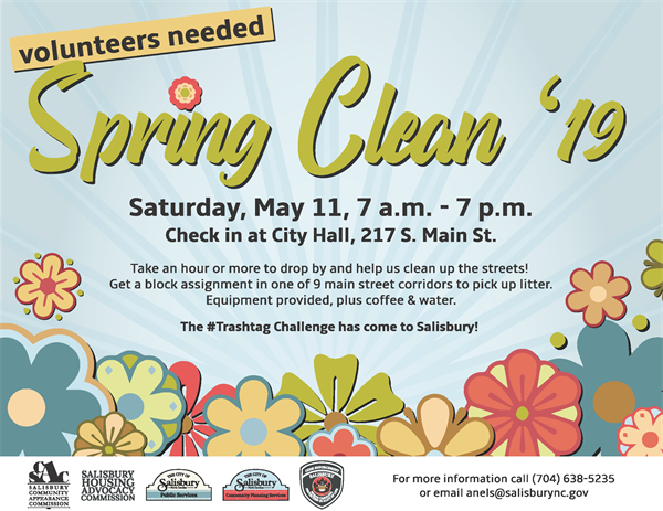 Spring Clean '19 event hopes to spur anti-litter campaign