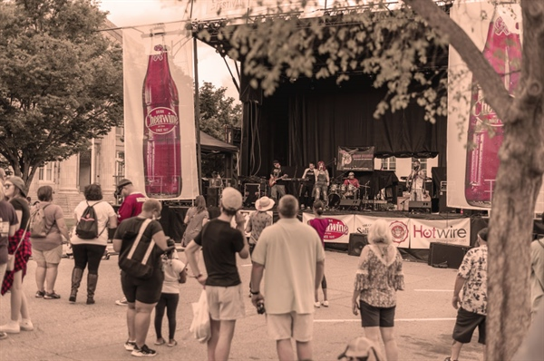 Cheerwine Festival Lineup