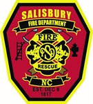 Salisbury Fire Department Announces Promotions