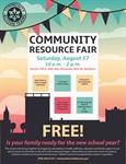 Resource Fair vendor registration deadline approaching