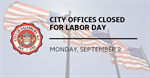 City of Salisbury provides its 2019 Labor Day operation schedule