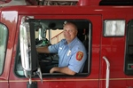 Employee Spotlight: Fred Weldon, Fire Department Engineer