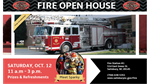 Join Us At Fire Station #1 For An Open House