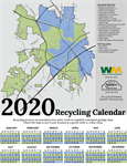 2020 Recycling Calendar Now Available