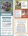 Find Us At La Alcancia Grocery Store For Forward 2040