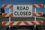 E. Fisher Street bridge closed for repairs