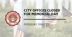City of Salisbury announces its 2020 Memorial Day operation schedule
