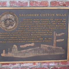 Salisbury Cotton Mills