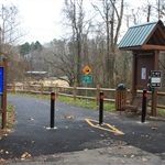Greenway Forestdale Ave Kiosk Picture 2