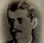Portrait of Fire Chief G.L. Sides