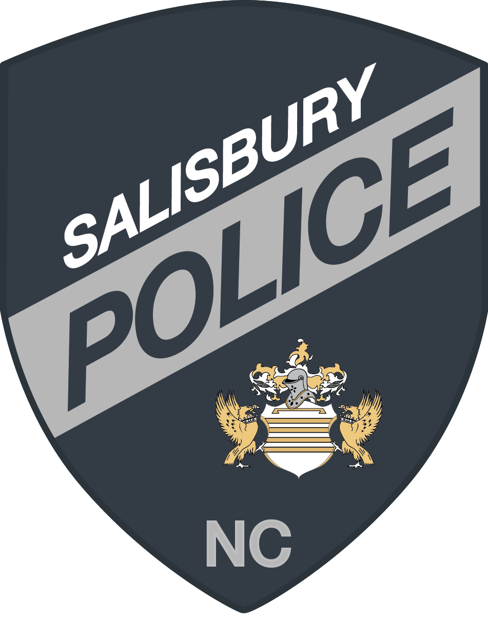 Salisbury Police Department Logo and Shield