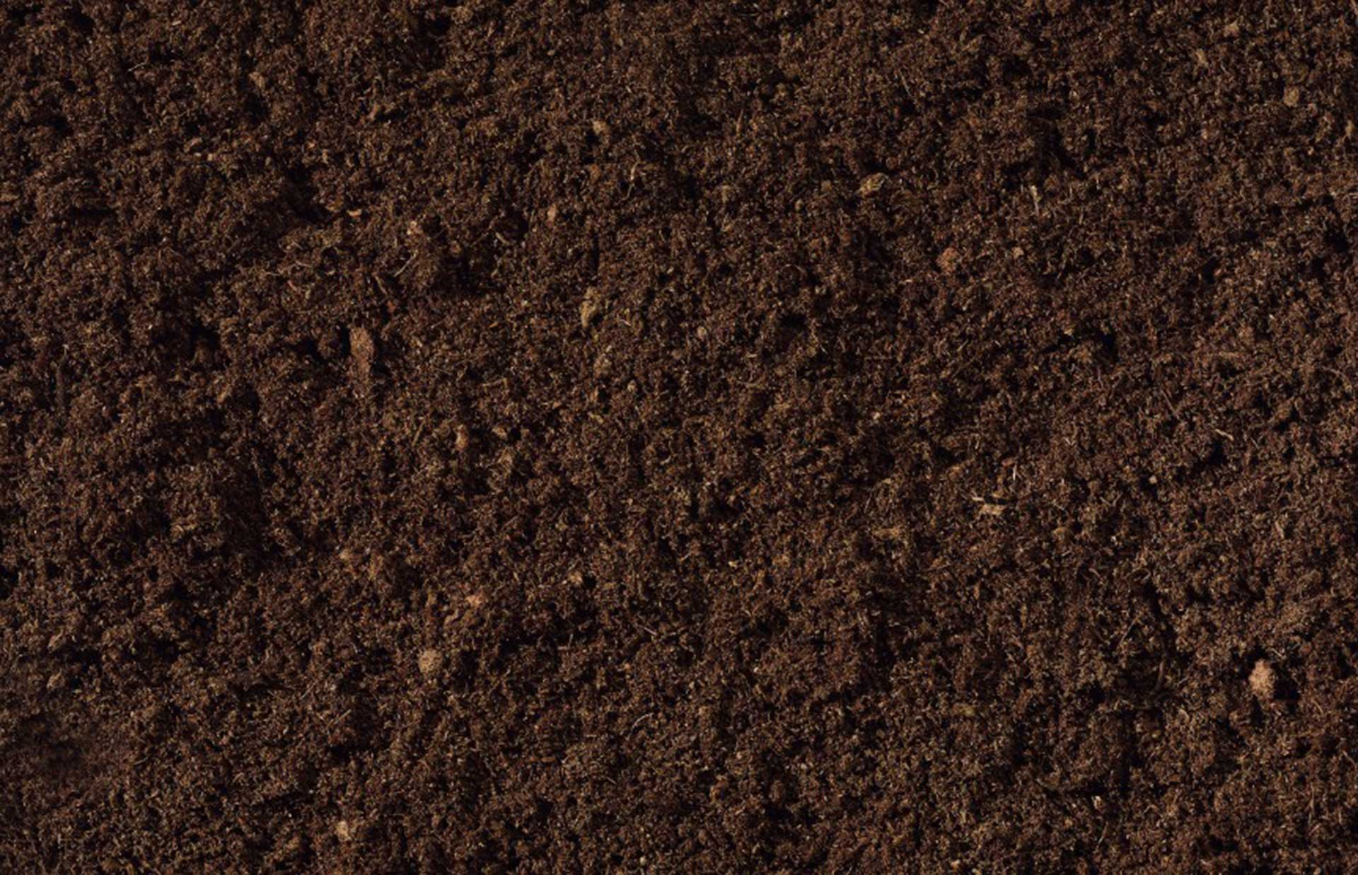 picture of compost material