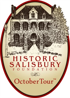 Historic Salisbury Foundation's logo for the annual October Tour